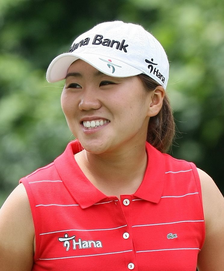 HAVRE DE GRACE, MD - JUNE 09: In-Kyung Kim (KOR) during Pro-Am before 2009 LPGA Championship held at Bulle Rock Golf Course, on June 9, 2009 in Havre de Grace, Maryland. (Photo by Keith Allison)